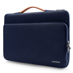 Versatile A14 360 Protective Laptop Sleeve - Navy