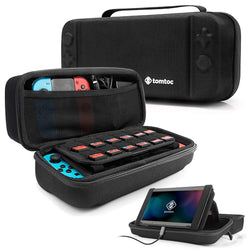 Nintendo Switch Travel Case - Schwarz