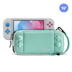 Nintendo Switch Lite Slim Case - Pastellgrün