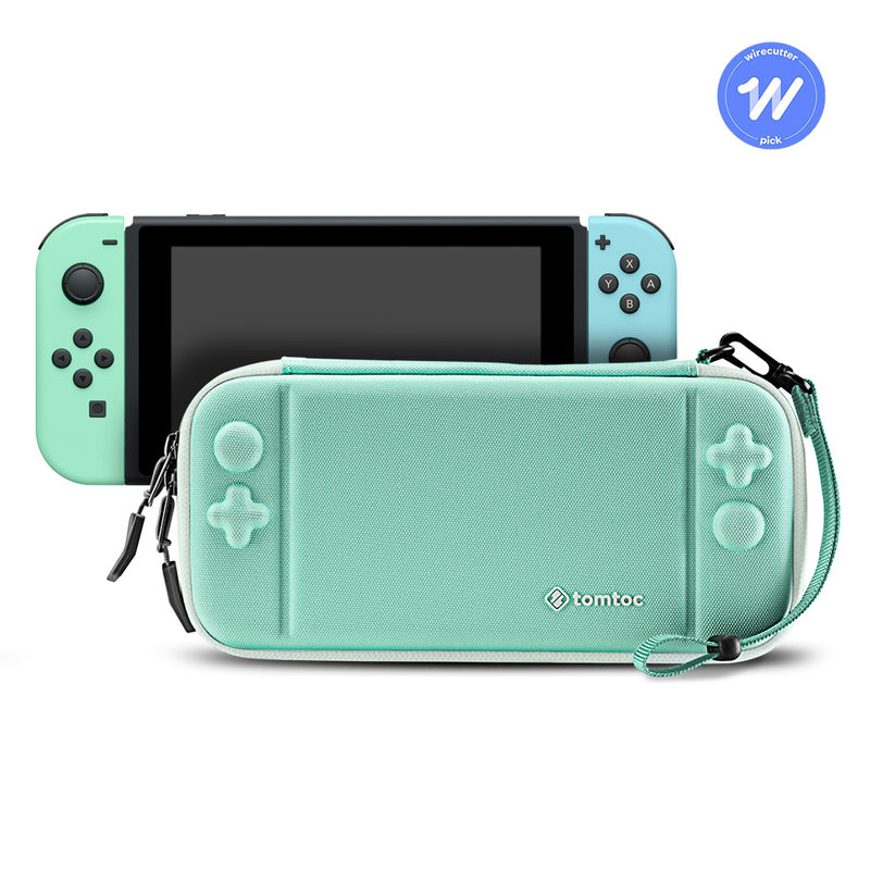Nintendo Switch Slim Case - Pastellgrün