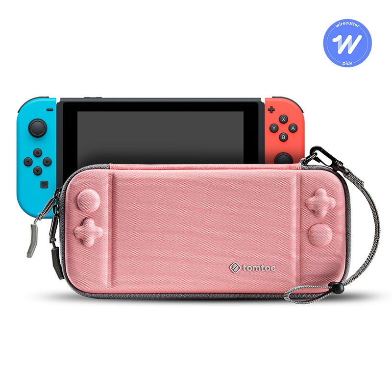 Nintendo Switch Slim Case - Koralle