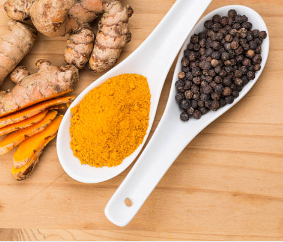 Benefits of Turmeric and Black Pepper
