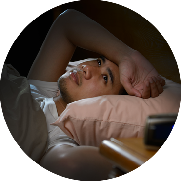Suffer with insomnia & other sleep problems