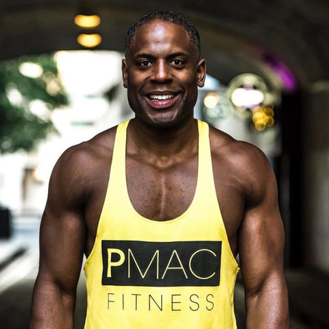 PMAC Fitness Professional Personal Trainer and Yoga Teacher