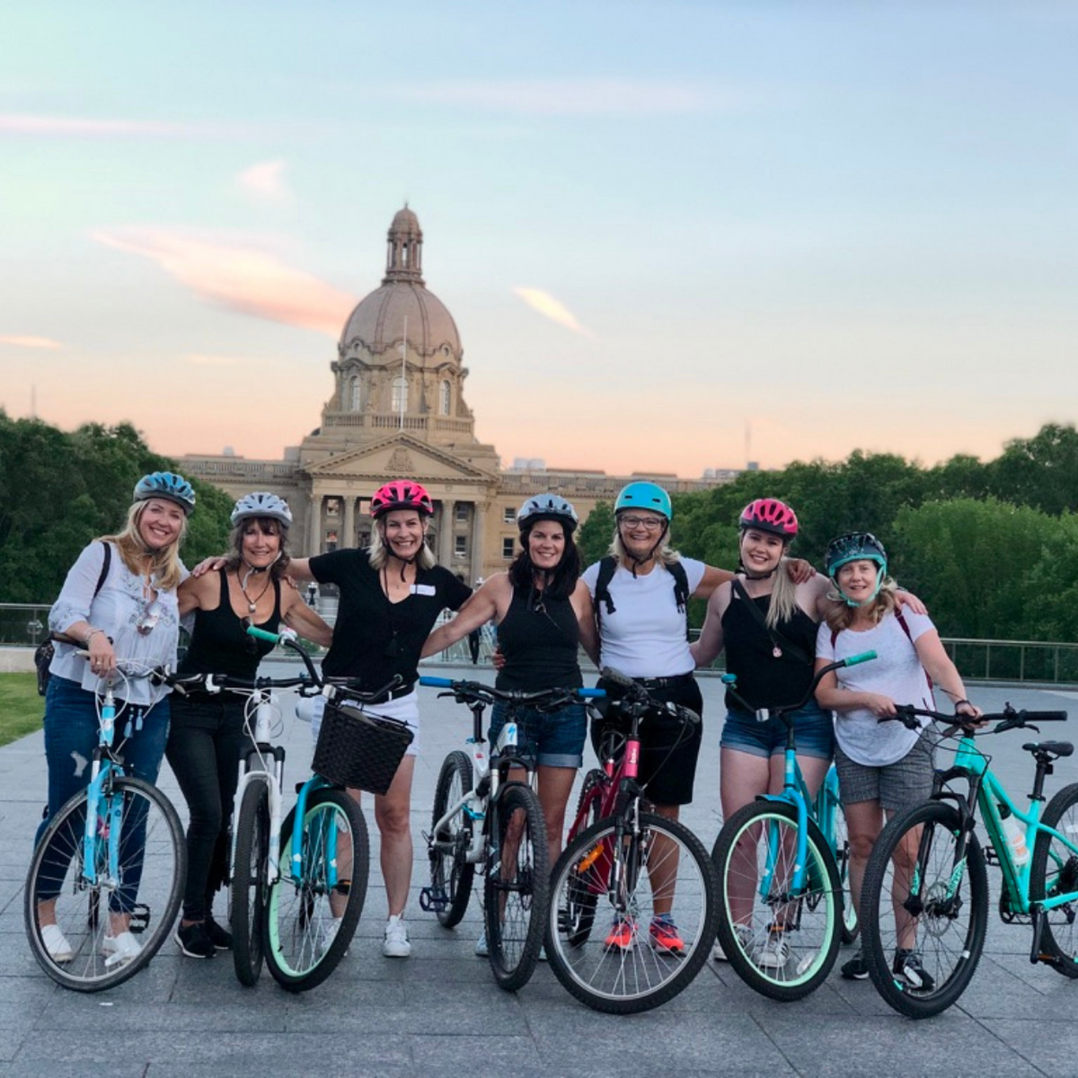 Edmonton Food Bike Tour