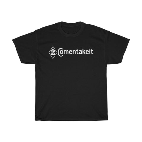 Come And Take It New Logo Comentakeit Copenhagen Unisex Heavy Cotton Tee T-shirt