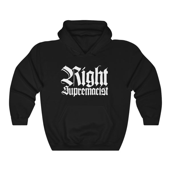 Right Supremacist Unisex Heavy Blend™ Hooded Sweatshirt