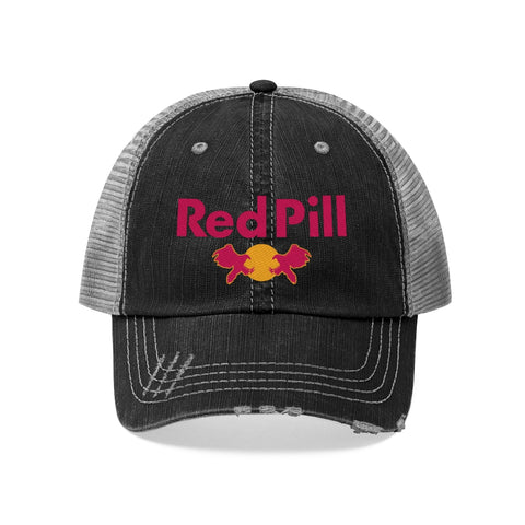 Red Pill Trucker Hat