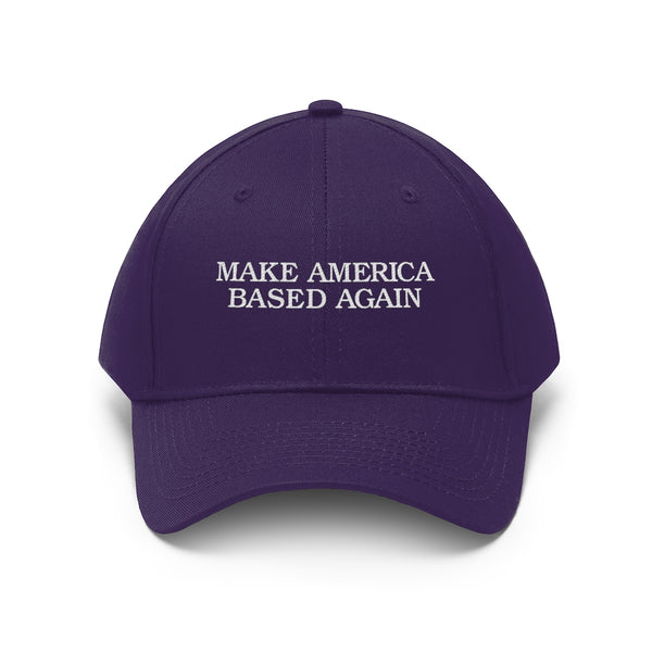 Make America Based Again Hat