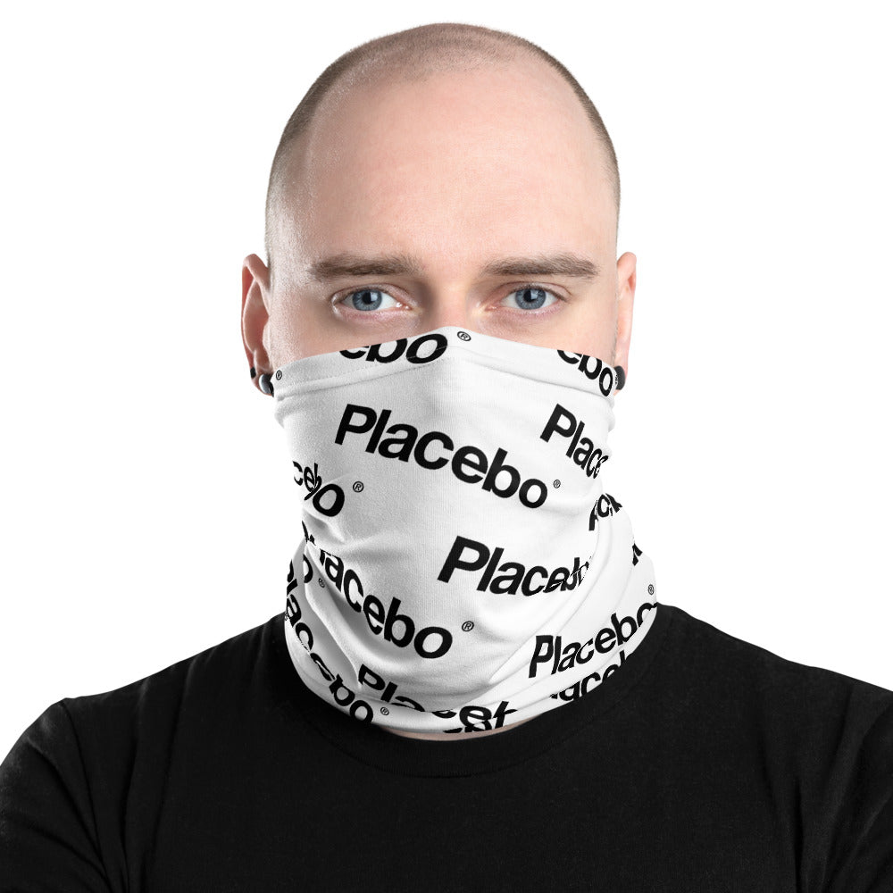 Placebo Neck Gaiter Mask Substitute