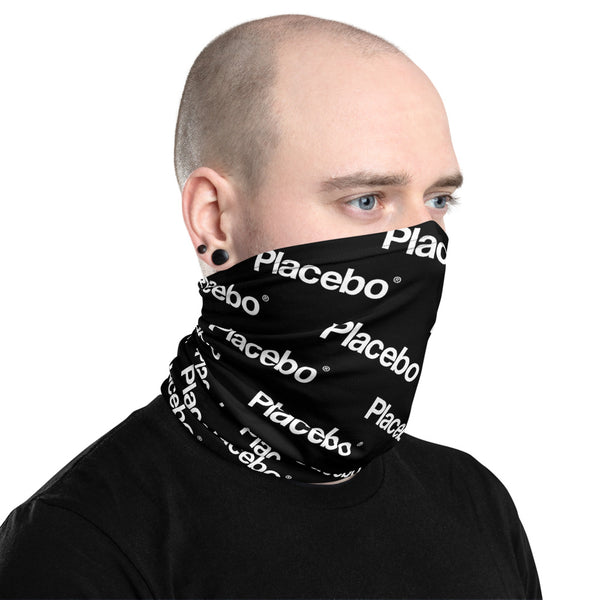 Placebo All-Over Print Neck Gaiter Mask Substitute