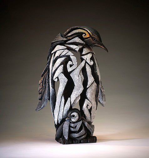 Penguin Edge Sculpture