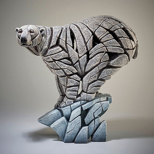 Polar bear Edge Sculpture