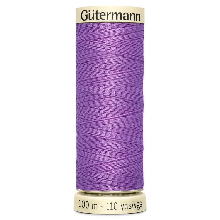 Purple Sew-All Thread (100m)