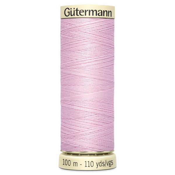 Pink Sew-All Thread (100m)