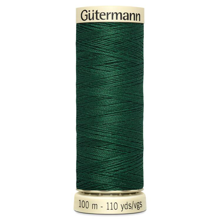Green Sew-All Thread (100m)