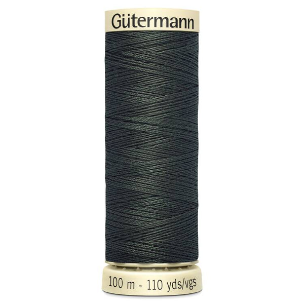 Grey Sew-All Thread (100m)