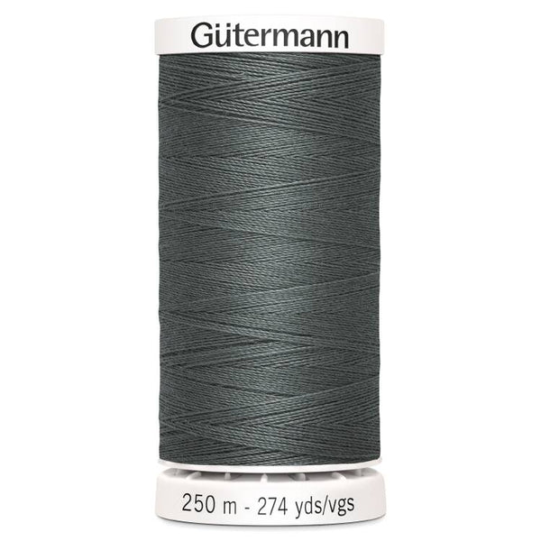 Grey Sew-All Thread (250m)