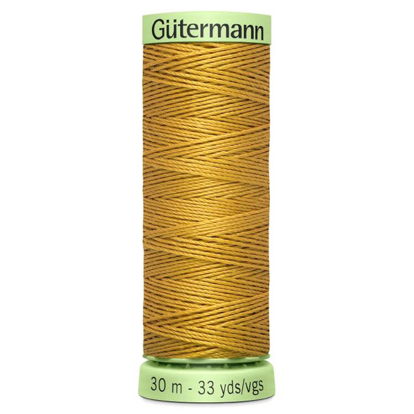 Gold Extra Strong Top Stitch Thread (30m)