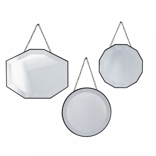 Haines set of 3 mirrors