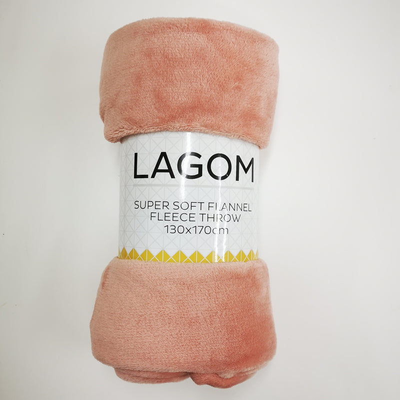 Lagom Fleece Throw
