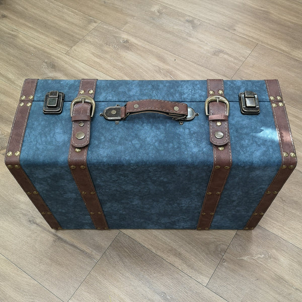 Suitcase storage box medium