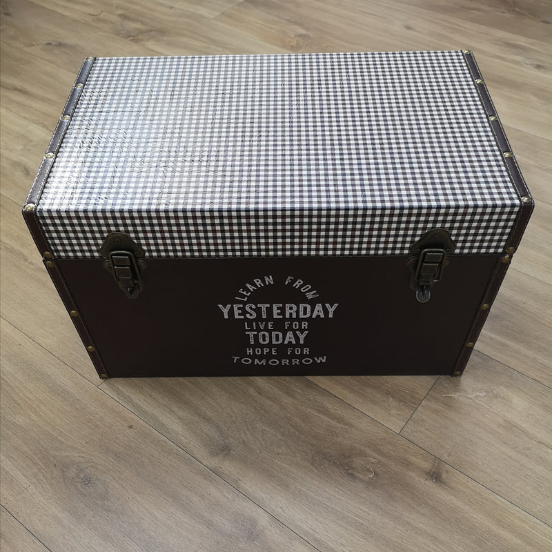 Hemmingway storage box large