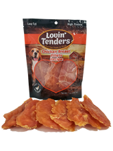Load image into Gallery viewer, Lovin' Tenders Chicken Breast Fillets Dog Treats
