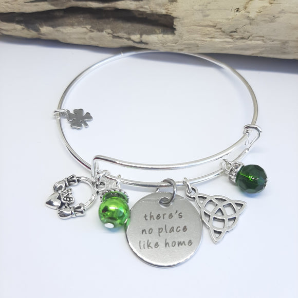 There's no place like home Charm Bracelet