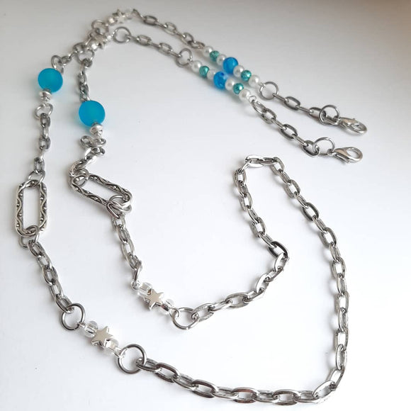 Blue ocean mask chain