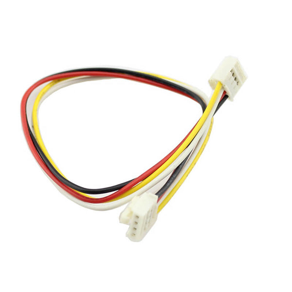 Elecrow 4 Pin Cable Wire Crowtail Connecting Modules with Main Control Board Electronic DIY Kit 5pcs/pack