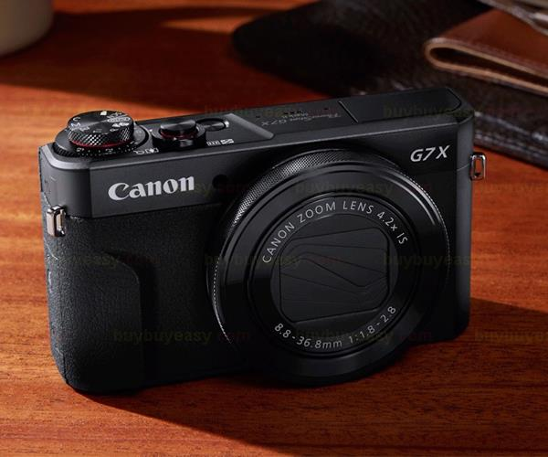 Canon PowerShot G7X Mark II 20.1MP 4.2x Optical Zoom Digital Camera