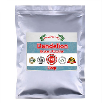 Liver Health Care,For Liver,Kidney,Gallbladder & Digestive Function Support - 100g~1000g Natrual Dandelion Extract Powder