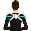 New Adjustable Smart Back Posture Corrector Clavicle Spine Back Shoulder Posture Correction Unisex Health Care Gift