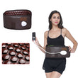 Body Massager Warming Palace Heated waist plate Jade Maifan Stone Tourmaline Health Care Far Infrared Belt