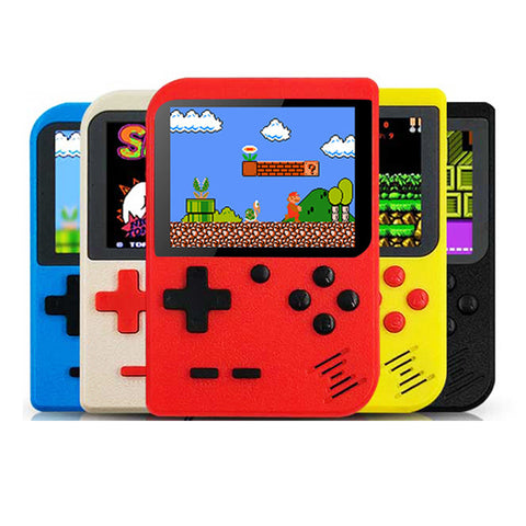 video game Consoles mini Retro Game Built-in 400 in 1 Handheld Games Player for sup game box 400 in 1 boy toys retroid pocket