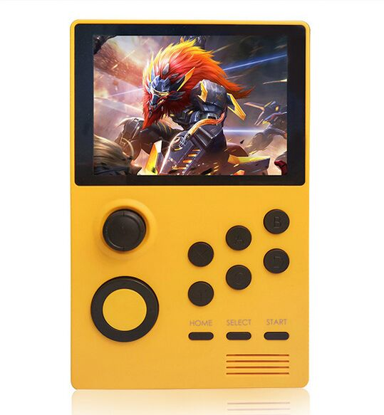 COOLBABY A19 Pandora's Box Android supretro handheld game console IPS screen built-in 3000+games 30 3D games WiFi download