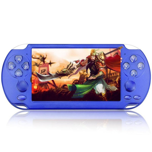 5.1 inch large screen for PSP game camera video MP4 MP5 classic handheld game console support TV video game console for kid gift