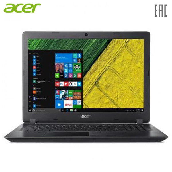 Laptops Acer NX.GNVER.107 computer laptop notebook A315-21-66KF Aspire  15.6'' FHD AMD A6-9220e  4GB+256GB SSD