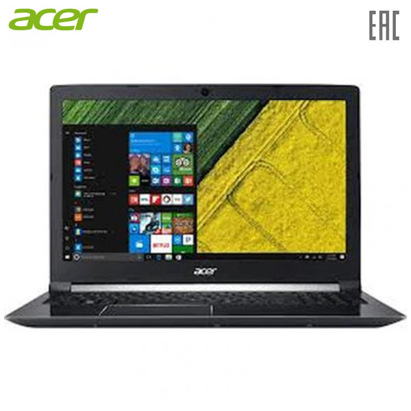 Laptops Acer NX.GNVER.108 computer laptop notebook A315-21-61BW Aspire  15.6'' WXGA AMD A6-9220e 4GB+128GB SSD Integrated 2.10kg Linux