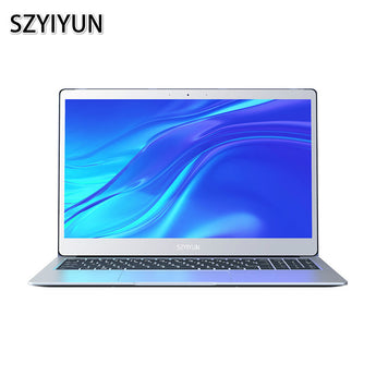 Core i7-5500U 15.6'' Slim Laptop 16G SSD Business Office Notebook 2020 New Portable Student Metal Learning Netbook PC Computer
