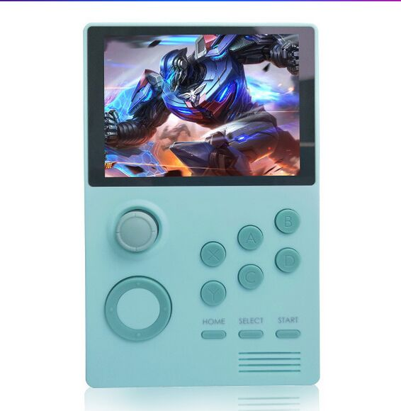 2020 COOLBABY A19 Pandora's Box Android supretro handheld game console IPS screen built-in 3000+games 30 3D games WiFi download