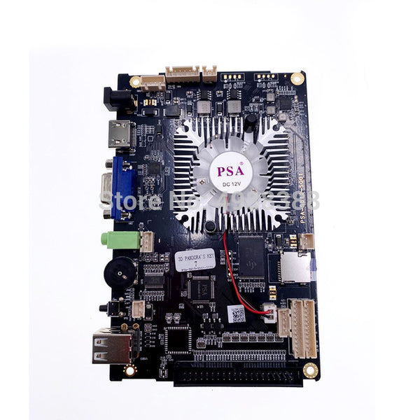 Pandora box game board 3D WFI 2448 IN 1 9H 3288 3303 2650 in 1 replacement game console motherboard home game machine main board