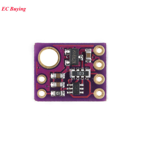 MAX44009 GY-49 Ambient Light Sensor Module GY49 PCB I2C IIC For Arduino Power Supply Module 4Pins Electronic DIY