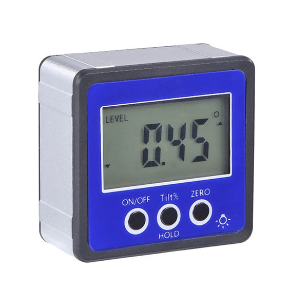 Precision Digital Network Conveyor Waterproof Inclinometer Level Instrument with  Box with Magnetic Base Precision