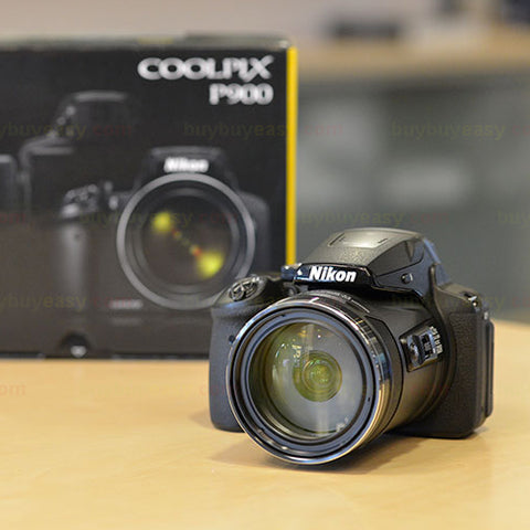 Nikon CoolPix P900 16MP 83x Digital Camera