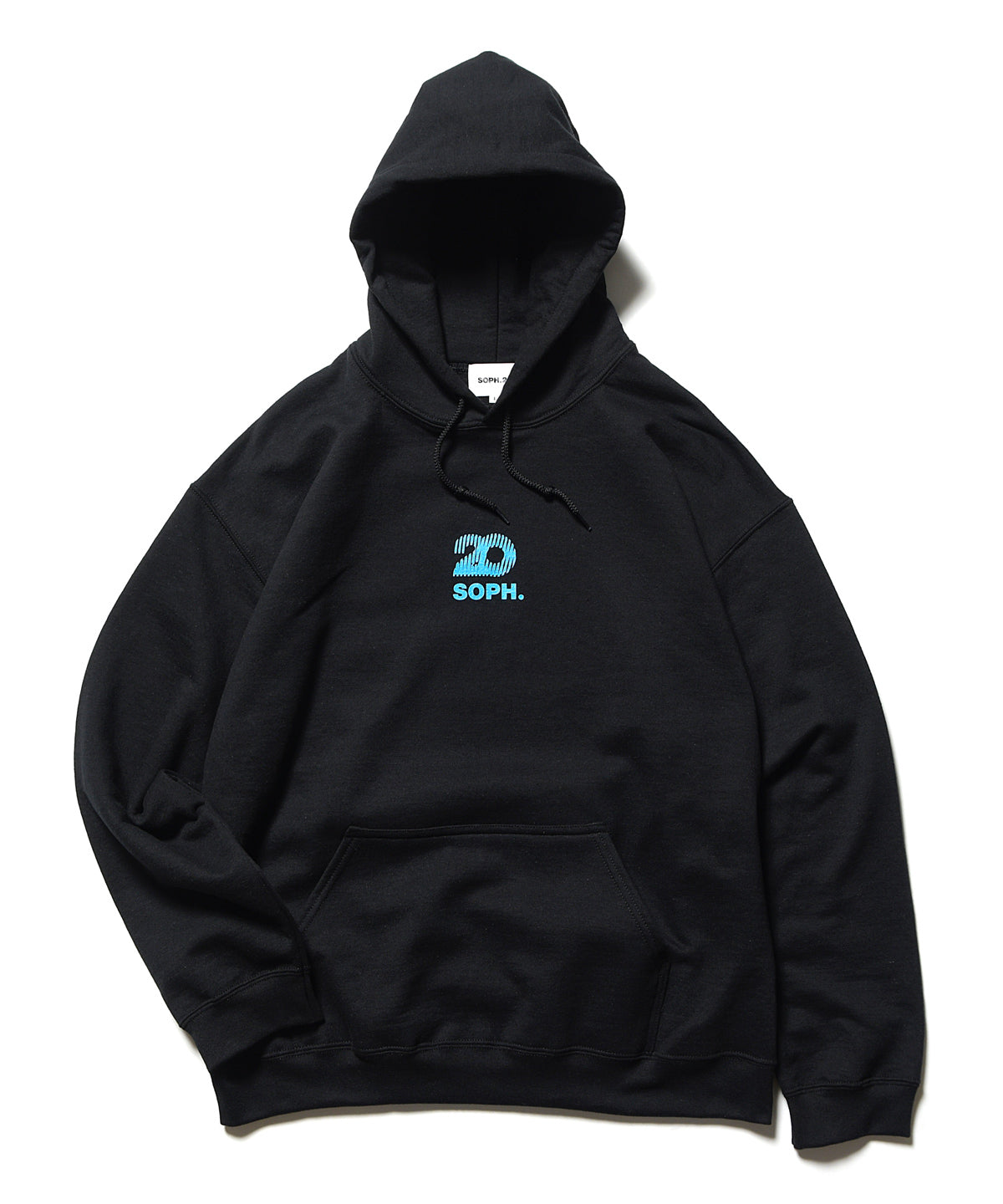 SOPH.20 PULLOVER SWEAT PARKA