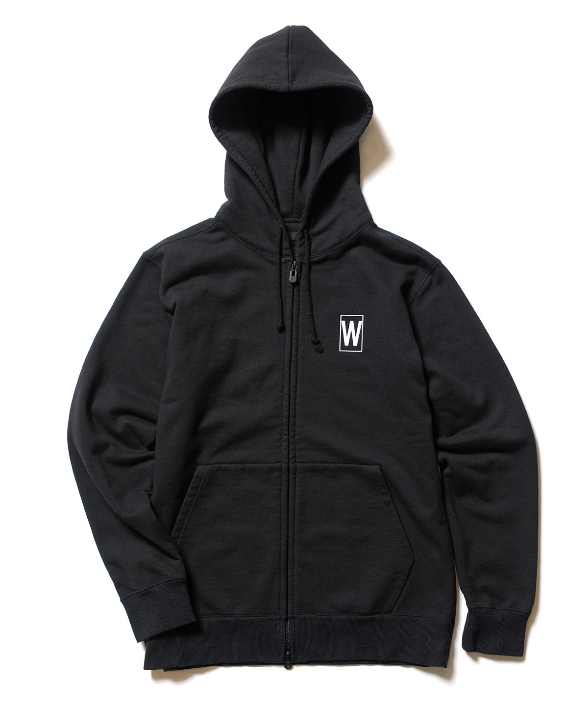 WHITE MOUNTAIN EXPERIMENT ZIP UP SWEAT PARKA