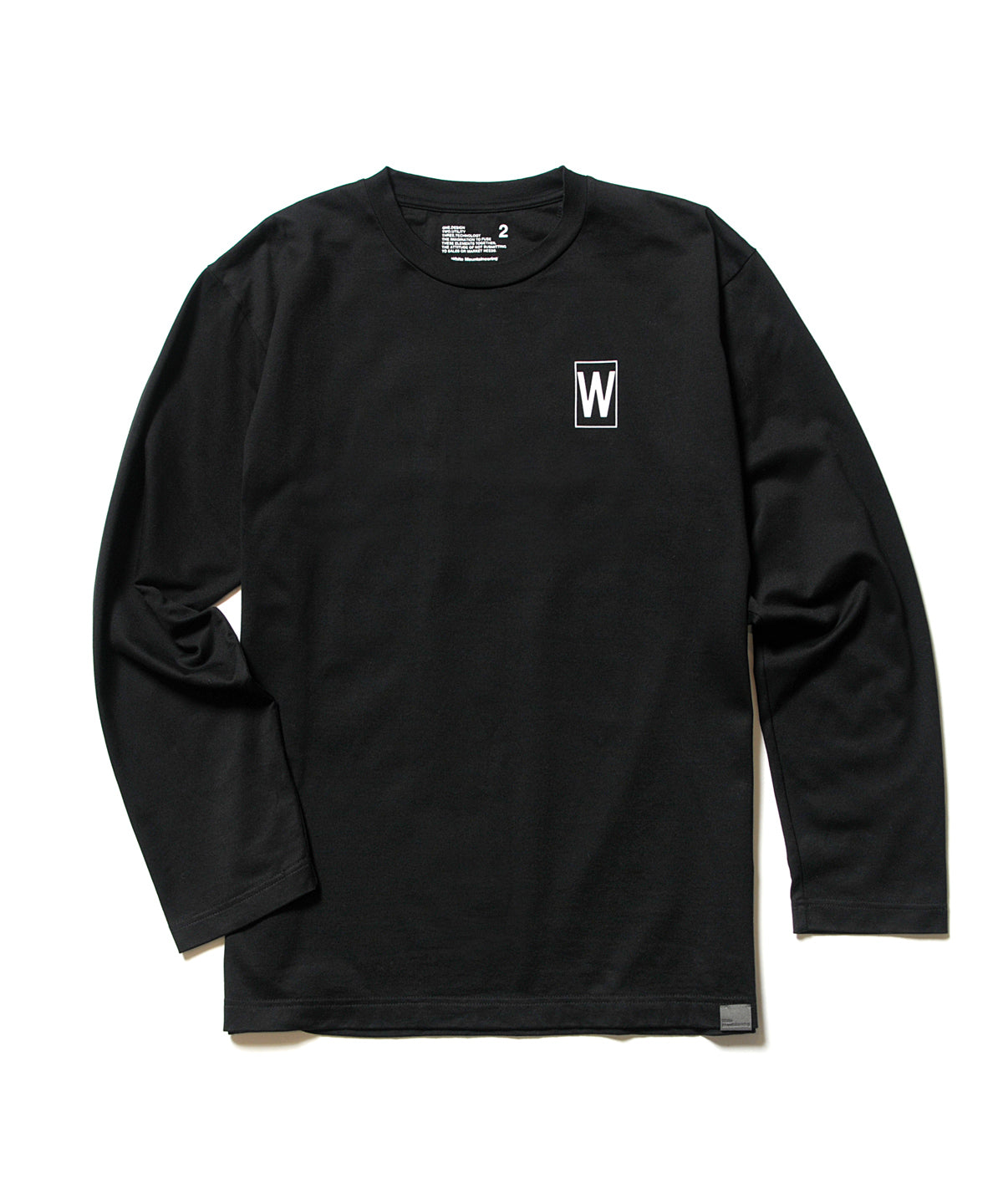 WHITE MOUNTAIN EXPERIMENT L/S T-SHIRT