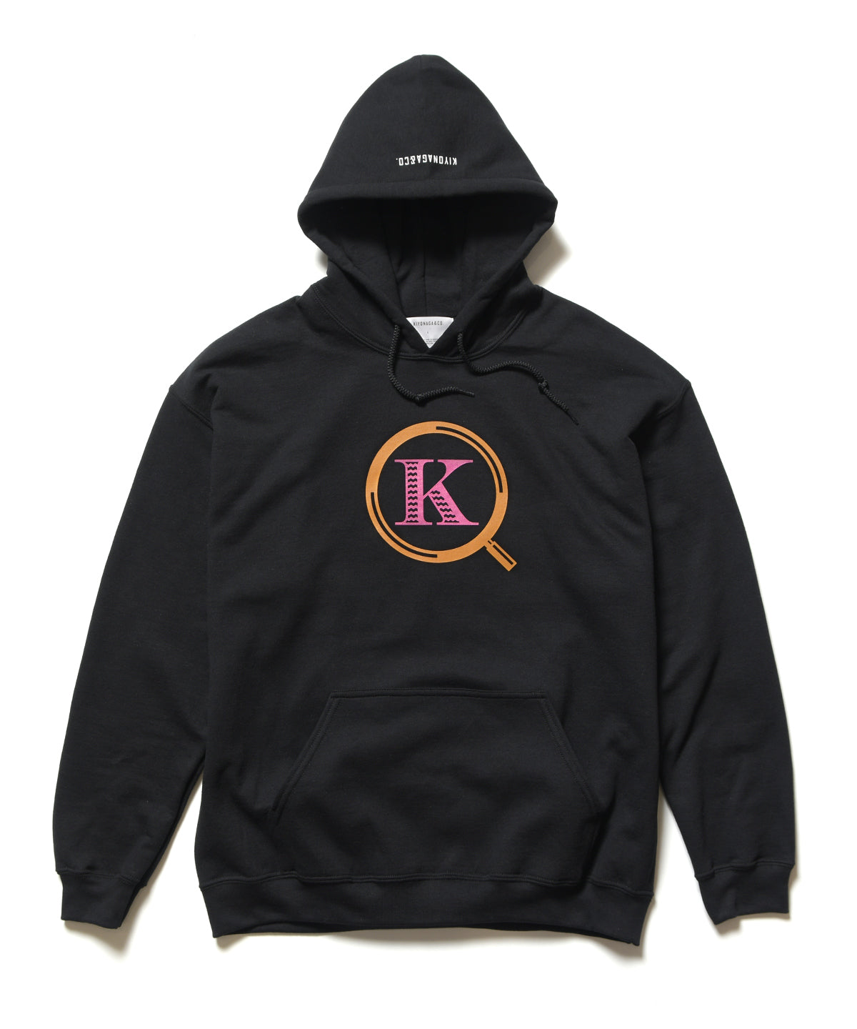 KIYONAGA&CO.x UA&SONS SWEAT PARKA